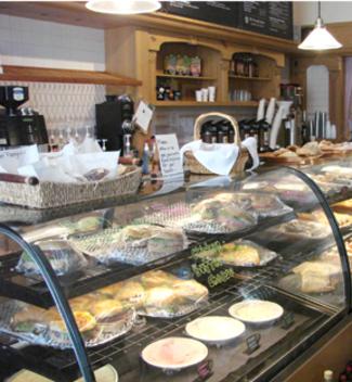 Alpen Rose Café